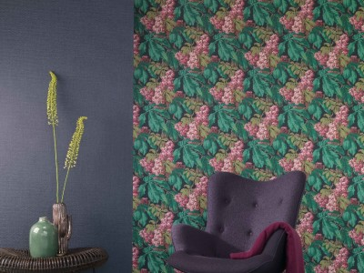 Обои Aquarelle Wallcoverings Cassata